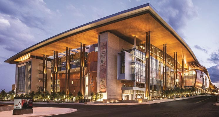 CC Spotlight: Music City Center