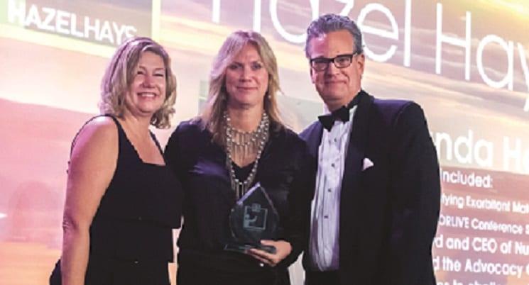 Amanda Helgemoe Wins EDPA'S 2018 Hazel Hays Award