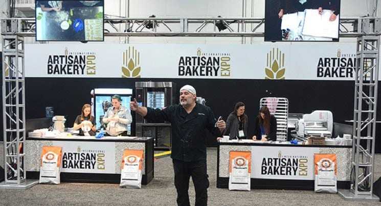 Artisan Bakery Expo Adds Demonstration Area