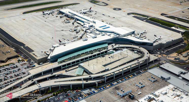 Airport Snapshot: Hartsfield–Jackson Atlanta International Airport