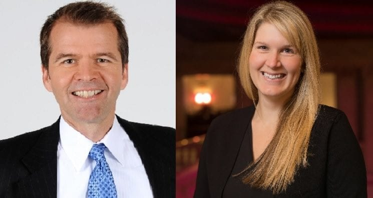 Bruce MacMillan & Michelle Crowley Join PCMA's Executive Leadership Team