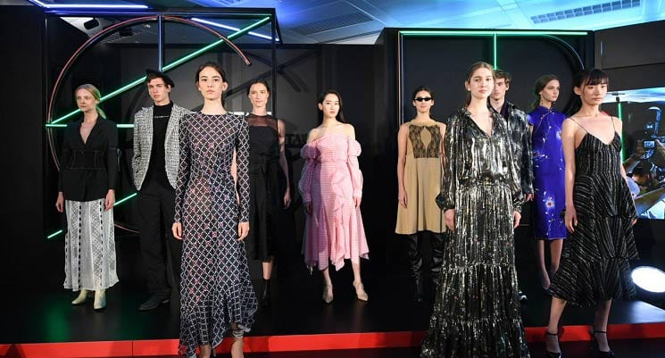 Asia's Top Fashions Shown at CentreStage