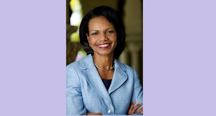 Former U.S. Official Rice to Speak at Convening Leaders
