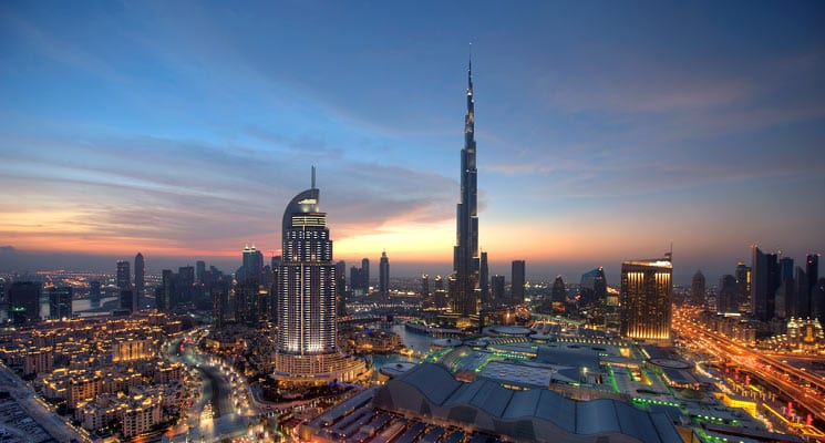 Dubai Tops 8 Million Visitors in 2019 First Half