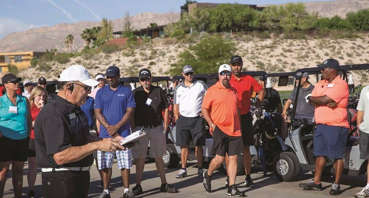 Association News: EDPA Las Vegas Hosts 17th Annual Education Scholarship Golf Classic