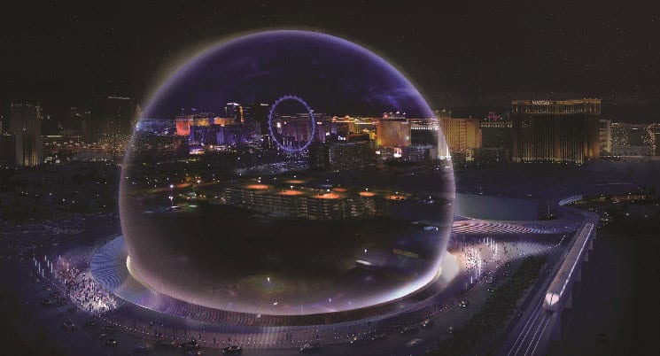 Future Vegas: Opening in 2020, Future Las Vegas