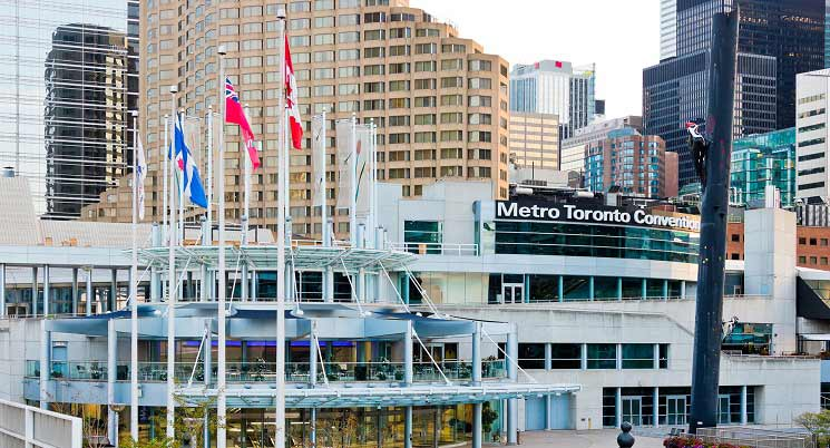 Toronto Selects GES Canada for Transport Services