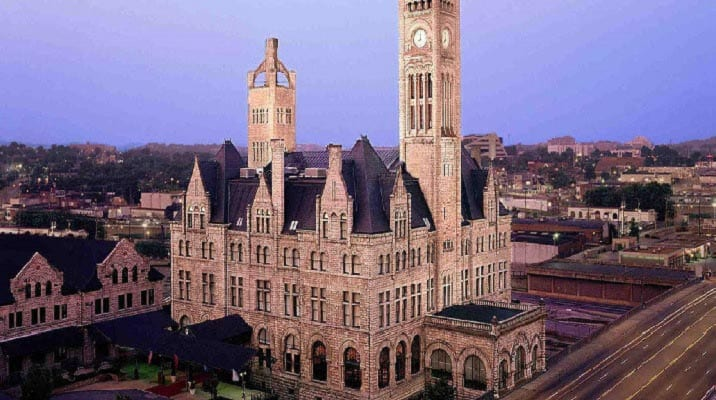The D.E.A.L. (Lodging): Union Station, Hermitage Hotel & The Russell Preserve the Past Luxuriously