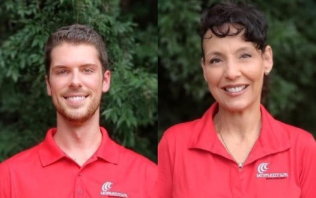 Adam Heffner & Laura Wahlbom Join Momentum Management