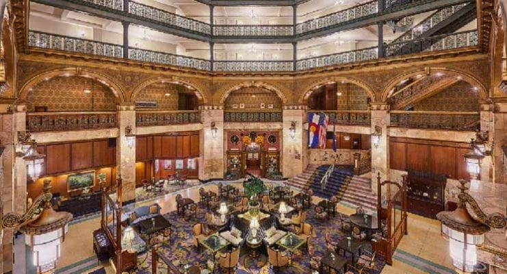 D.E.A.L. Lodging: Luxury & History at Denver's Brown Palace Hotel & Spa