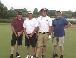 EDPA Summer UMEDPA golf foursome