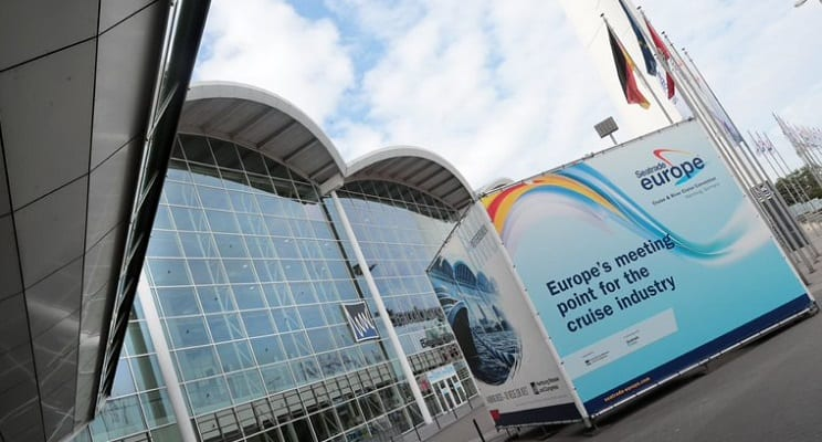 Hamburg Hosts Europe's Top Cruise Show