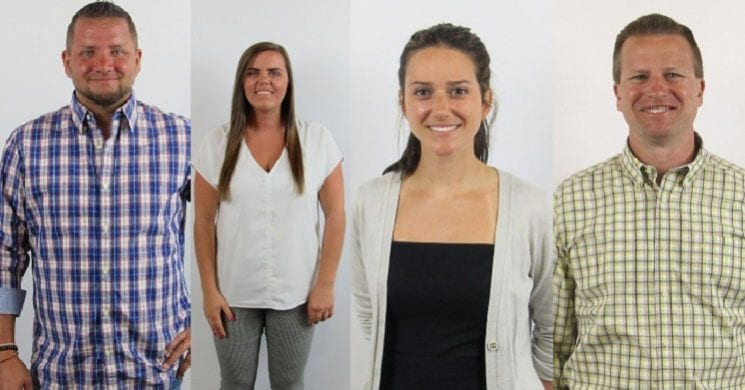 Mirror Show Management Hires Four New Employees