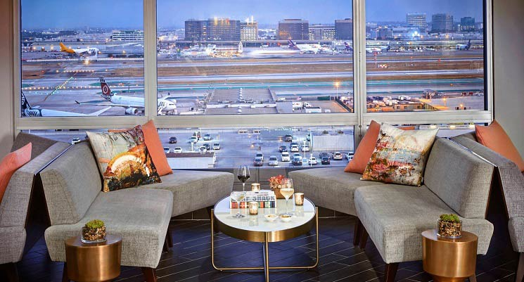 LAX Marriott Finishes Redesign of Meeting Space