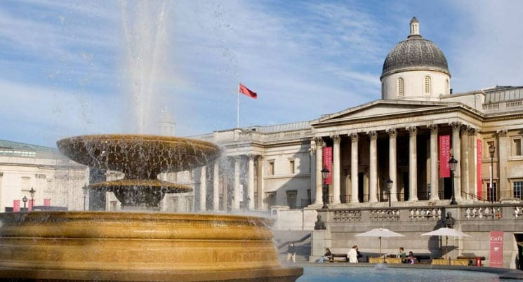 National Gallery Showcases Venue Space