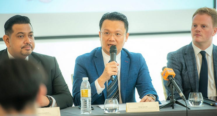 Penang Enters Partnership with Meetings Show