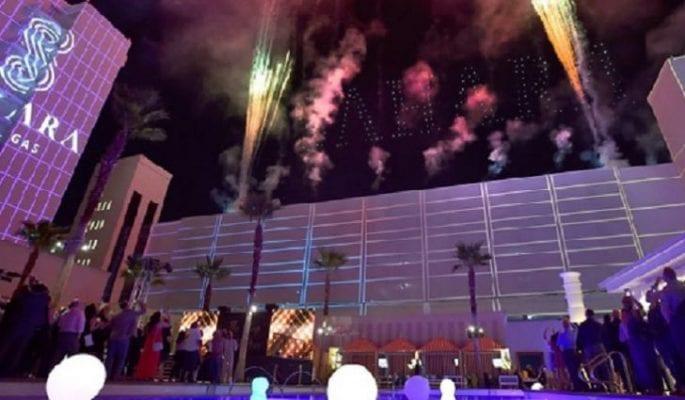 SLS Las Vegas Returns to Sahara Las Vegas Name