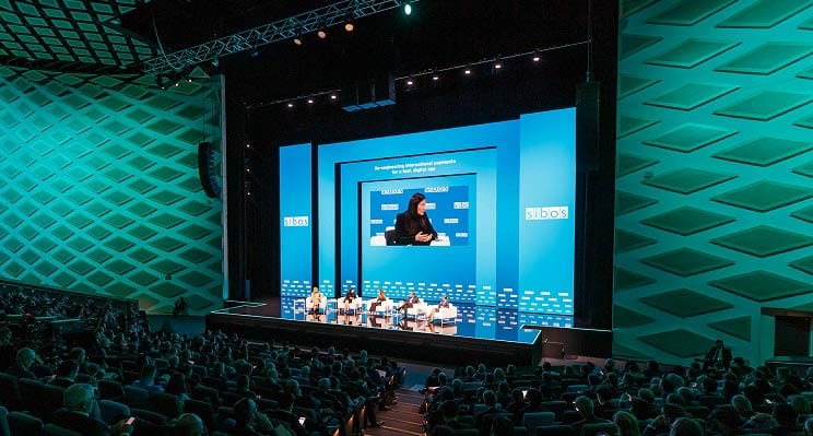 ExCeL London Hosts Record-Breaking Sibos