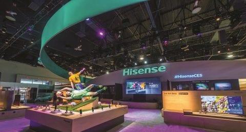 TST Corp. Profile Hisense