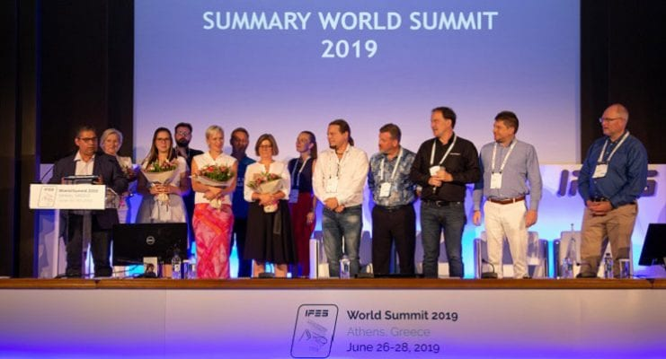 Association News: The Summit of Inspiration in Athens