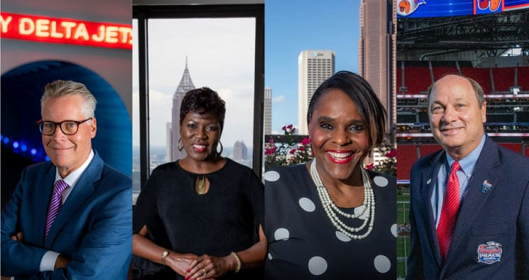 Atlanta Inducts 4 into Hospitality Hall of Fame