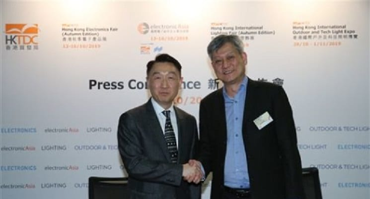 Hong Kong Hosts Electronics, Lighting Fairs