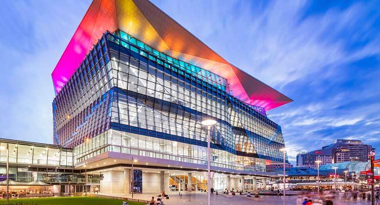 ICC Sydney Wins National Security Award