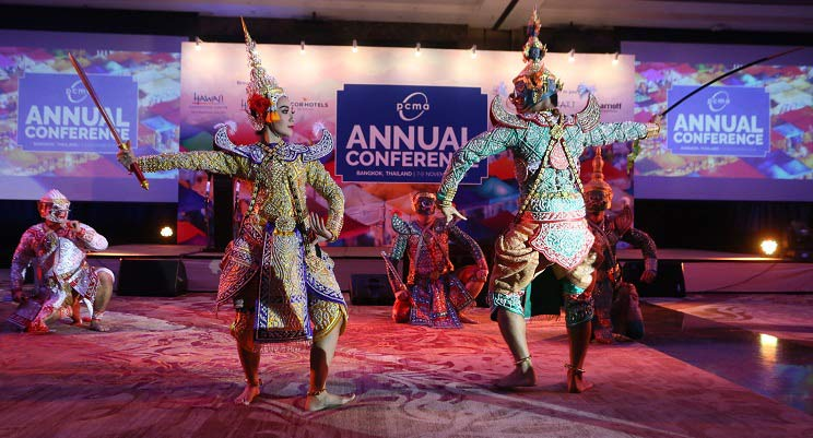 Asia Pacific Conference Teaches Event Tactics