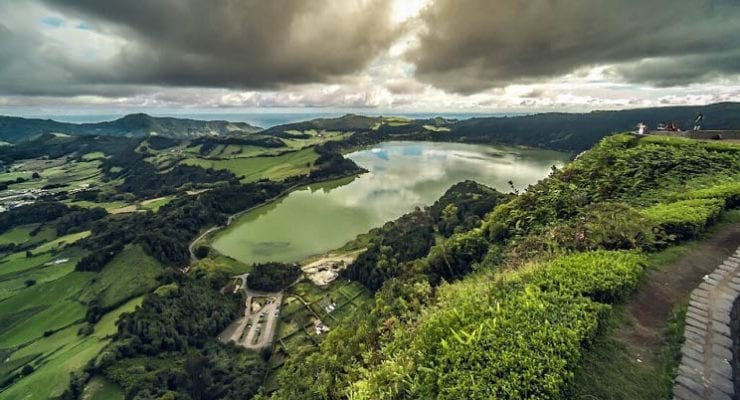 Connections to Showcase Events in Azores
