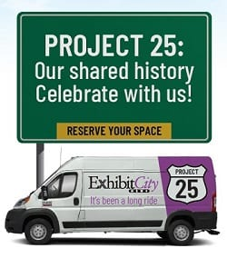 Sponsor Your Company's Significant Year for Project 25