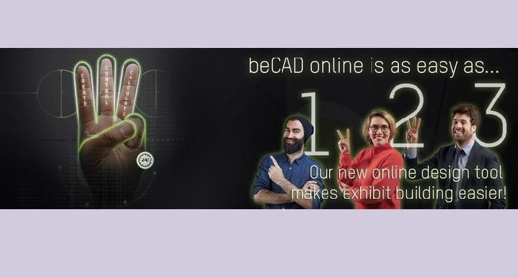 beMatrix Launches beCAD, an Online Platform