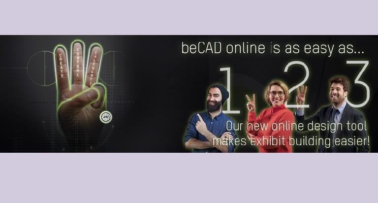 beMatrix Launches beCAD, an Online Platform