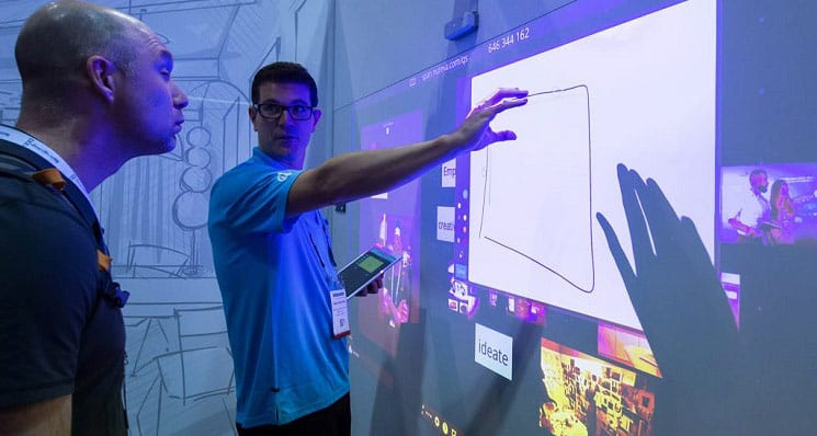 Event Guests Demand Interactive AV Technology