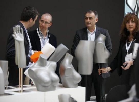 Euroshop mannequin bust