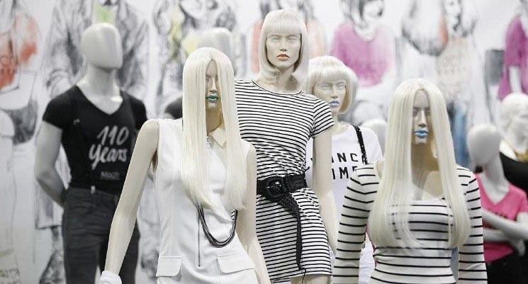 EuroShop 2020 Focus: Sustainable Mannequins