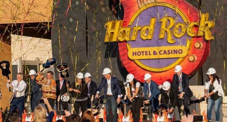 Hard Rock Opens Hotel-Casino in Sacramento