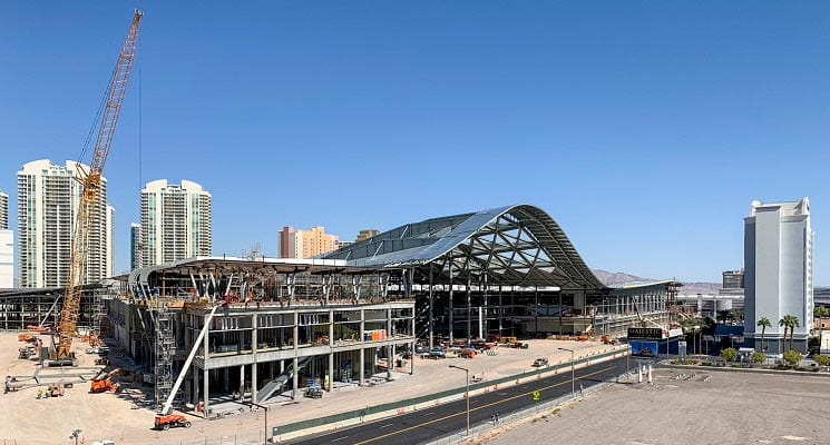Las Vegas CC Expansion Closer to Completion