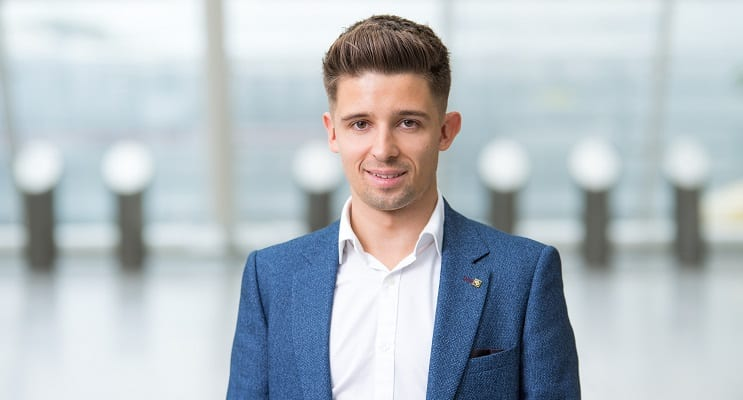 Matt Abbott Joins ExCeL London as PR & Communications Manager