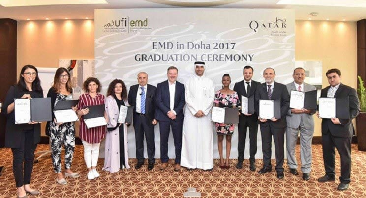UFI Starts Exhibition Management Degree in Oman