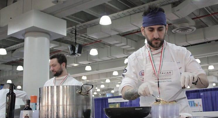 Restaurant Show Challenges Dessert Chefs
