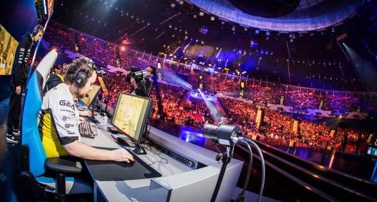 Esports Europe Picks Brussels for Headquarters