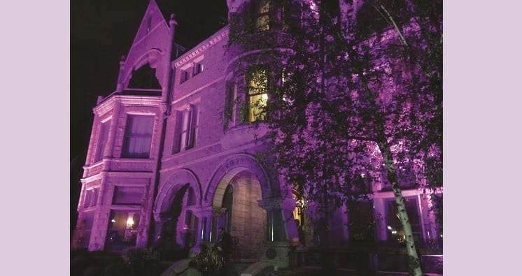 D.E.A.L. Entertainment Detroit: The Whitney Mansion: Time-Traveling Glamour