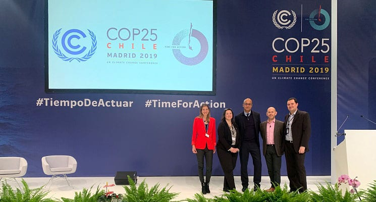IACC Joins Industry Panel at UN Climate Conference