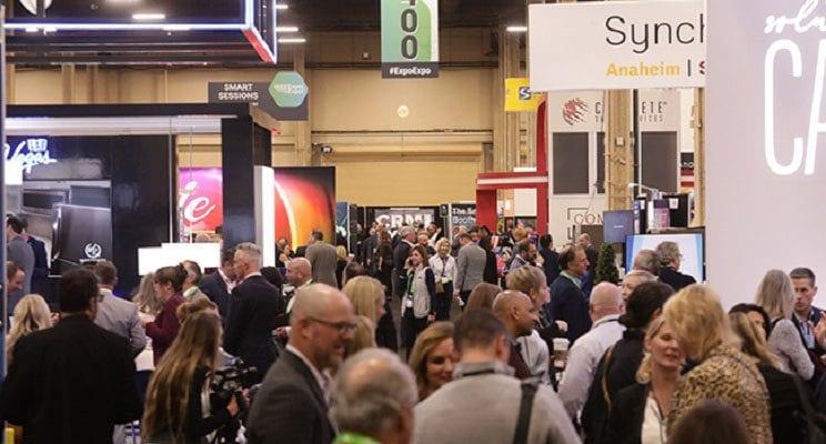 IAEE Expo! Las Vegas Attracts 2,300-plus