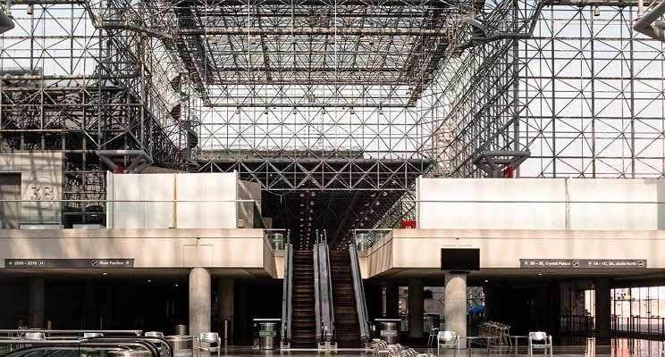 Javits Center to Finish Expansion by March 2021