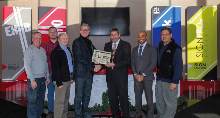 Orbus Achieves 20 Years of ISO Certification