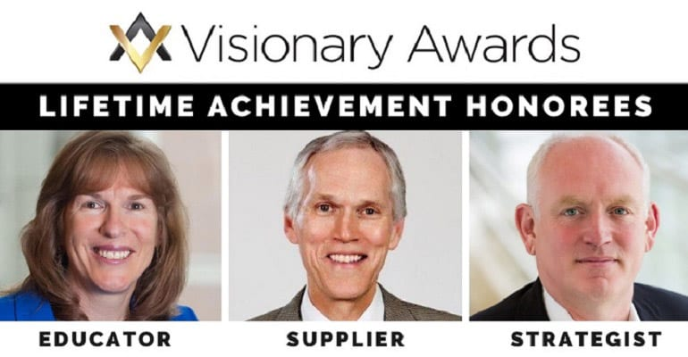 PCMA Foundation Announces Visionary Awards 2020 Honorees, Finalists