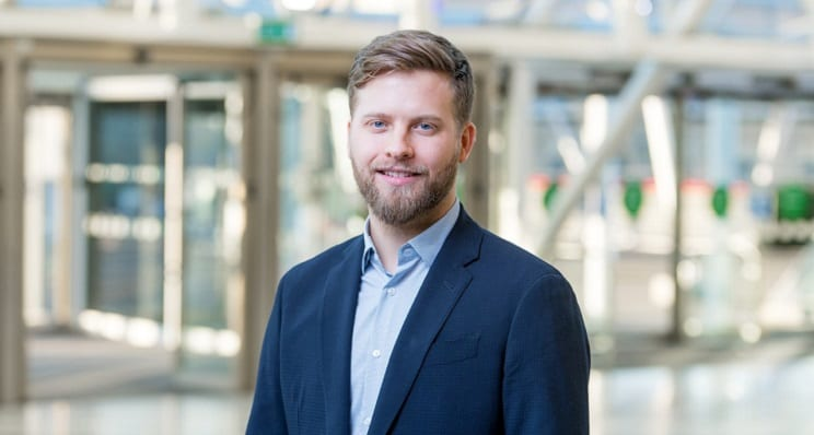 ExCeL London Appoints Sindri Hjartarson Account Manager