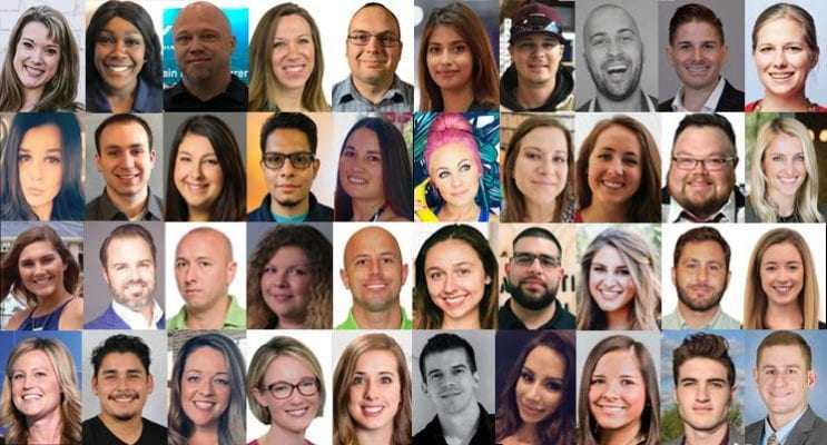 "Exhibit City News' 2019 ""40 Under 40"" Up-and-Comers to Watch"