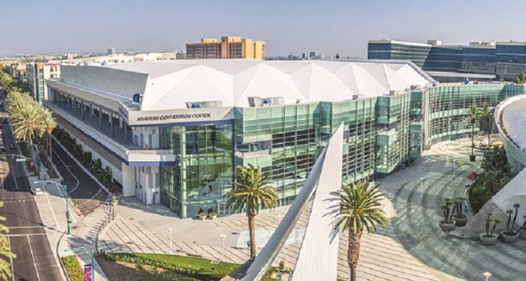 Convention Center Spotlight & Snapshot: Anaheim Convention Center & Arena